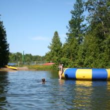 Fun Swimming Pond